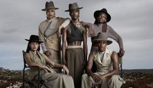 Simon and Mary skrybėlių — į Pietų Afriką