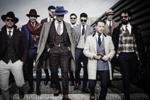 Iš šešėlio: vyrų mados renesansas